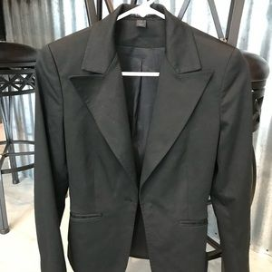 Express suit coat jacket, sz 0